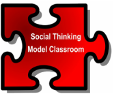 Social Thinking Model Classroom puzzle piece